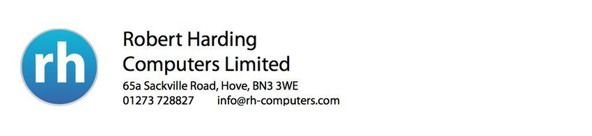 Robert Harding Computers Ltd